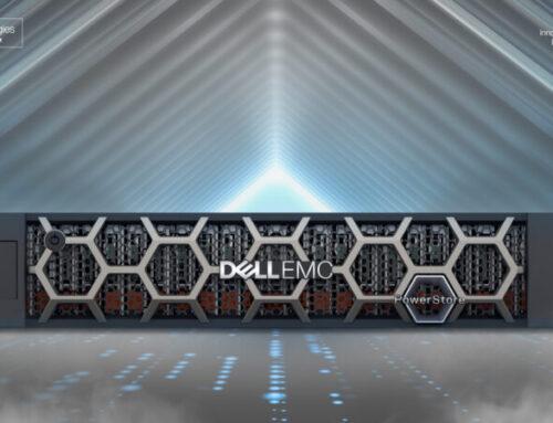 Dell EMC PowerStore – teljesítmény és rugalmasság. Rövid műszaki összefoglaló.