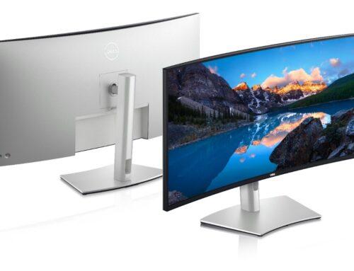 Közlemény: Új Dell monitorok a hatékony munkakörnyezetért