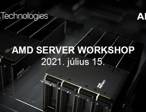 AMD szerver workshop